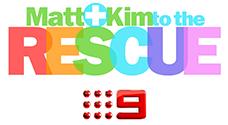MATT&KIM-TO-THE-RESCUE-LOGO_CHANNEL-NINE