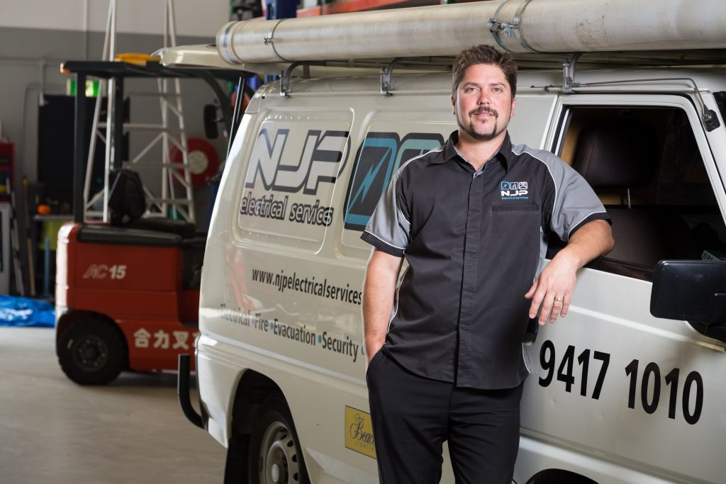 Advantage Air MyLights Specialists in WA - NJP Electrical Services